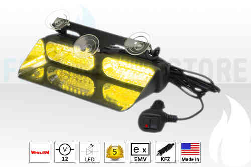 Whelen LED Avenger Double