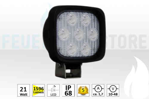 LED Strahler XTREME Square