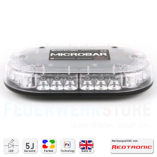 Redtronic Mini Lichtbalken Microbar R65 (Akku optional)