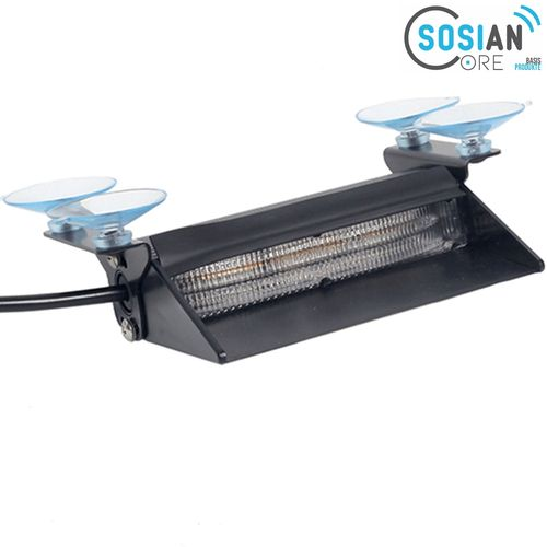 SOSIAN CORE-DL1 Scheibenblitzer Single LED